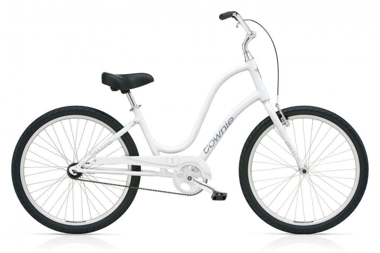 Townie bicycle